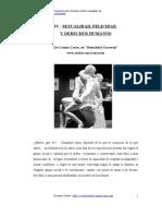 Sexualidad, Felicidad y Derechos Humanos, Cristian Carter