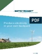 Skystream 3.7 Brochure
