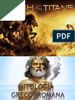 MITOLOGÍA GRECORROMANA