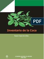 Ramiro Castro de La Mata - Inventario de La Coca