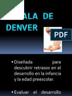 Escala de Denver (1)