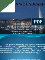 Dr Harikrishna - Modern Wound Care