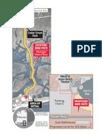 Proposed Jones Beach bike path extension