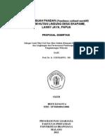 Been Kogoya Proposal Disertasi 2012