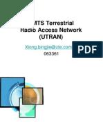 02 UTRAN Structure