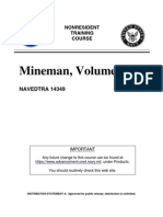NAVY Mineman, Volume 3 2003 77 Pages