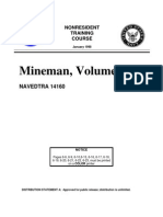 NAVY Mineman, Volume 7 1998 214 Pages