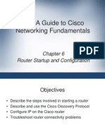 CCNA Guide to Cisco Networking Fundamentals