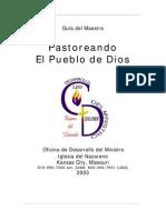 Pastoreando El Pueblo de Dios