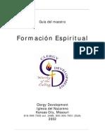 Formacion Espiritual Sp
