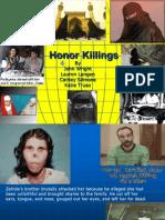 Honor Killings Presentation 1
