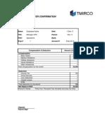 Salary Slips Format