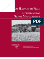 Silage Management