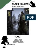 Sherlock Holmes Portadas