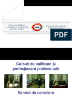 Centrul de Consultanta si Studii Europene la bursa (2006)