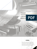 Catalog Piano Wind 2011