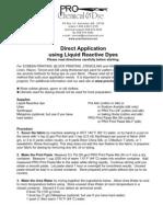Direct Application