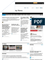 Health and Safety News 28 June 2012
