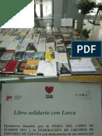 Libros Con Lorca