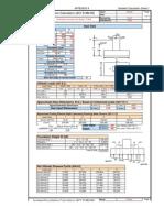 Footing Design Sheet