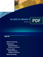 Arcgis for Mobile Platforms