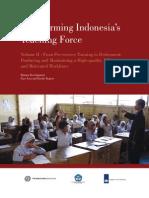 Transforming Indonesia Teaching Force Vol 2