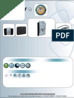 Ficha Técnica Funda Portátil Tech Air Neoprene Tabx205r