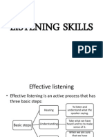Listening n Speaking Skills