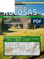 Gore-Tex TransRockies Run 2012