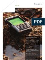 Ficha Técnica PDA Psion Ikon