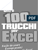 Oltre 100 Trucchi Per Excel
