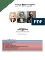 Chronological History of Simeon a Dunn Final