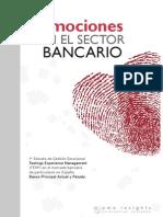 Emociones en El Sector Bancario