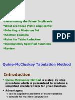 Q-M Technique Lect 3