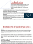 Carbohydrates,Fats and Proteins