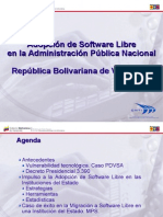 CarlosParra Ve Adopcion TI Libres CoNSoL 2008