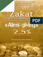 """Zakat """"Alms Giving"""""""