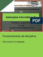 APlicacoes Informaticas B