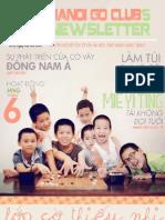 Bản tin clb Cờ Vây Hà Nội số 8 - tháng 6/2012