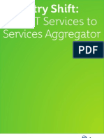 Industry Shift-From IT Services to Services Aggregator-Maurice Remme-2012
