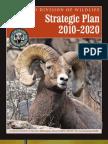 Colorado Division of Wildlife Strategic Plan 2010 - 2020