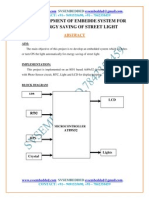 17.Development of Embedde System for Energy Saving of Street Light