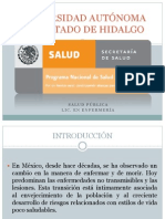 Sistema Nacional de Salud 2007-2012