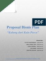 Proposal Bisnis Plan