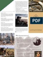 North Carolina - 2008 Hunting Heritage Program Brochure