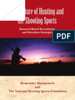 NSSF - The Future of Hunting and the Shooting Sports - 2008