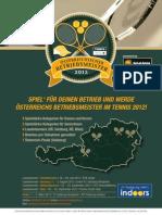 OeBM Ausschreibung 2012