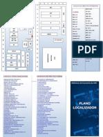 Plano localizador de signaturas da Biblioteca de Economía