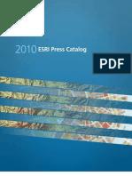 Esripress Catalog 2010
