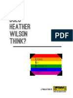 What Heather Wilson Thinks About_LGBT